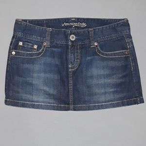 American Eagle Outfitters Jean Skirt Size 10
